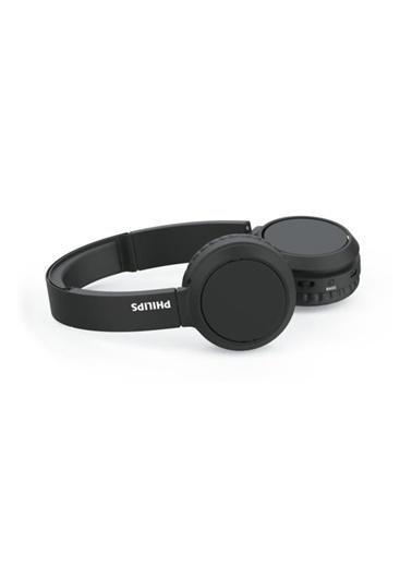 Philips Philips Tah4205 Siyah Bluetooth Kulak Üstü Kulaklık Renkli